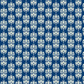 Blueberry Damask Paper — Stock Photo