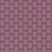 Purple & Gray Damask Paper — Stock Photo