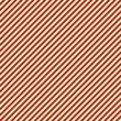 Stock Photo: White & Red Diagonal Stripe Paper