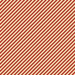 White & Red Diagonal Stripe Paper — 图库照片
