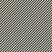 White & Black Diagonal Stripe Paper — Stock Photo
