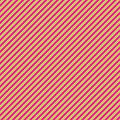 Hot Pink & Tan Diagonal Stripe Paper — Stock Photo