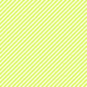 White & Lime Diagonal Stripe Paper — 图库照片