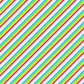 Colorful Brights Diagonal Stripe Paper — Stock Photo