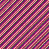 Pink Lime & Purple Diagonal Stripe Paper — Stock Photo