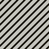 Thick White & Black Diagonal Stripe Paper — Stock Photo