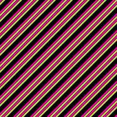 Black Pink & Lime Diagonal Stripe Paper — Stock Photo