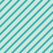 Carta spessa striscia diagonale bianca & blu — Foto Stock