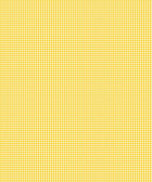 Yellow Checker Plaid Paper — Stock Photo