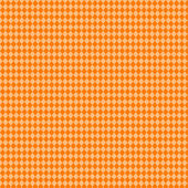 Papier orange argyle — Photo