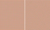 Pink Purple White & Yellow Plaid Paper Set — Foto de Stock