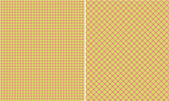 Spring Fever Plaid Paper Set — Stock Photo