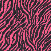 Hot Pink Glitter Zebra — Stock Photo