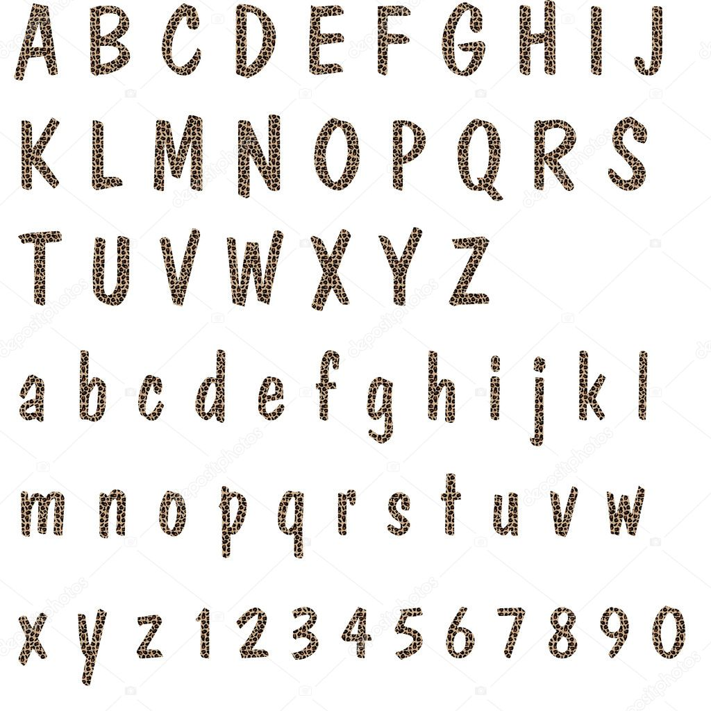 List Of Alphabets By Number Of Letters