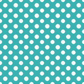 Blue & White Polkadot Paper — Stock Photo