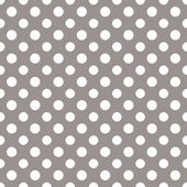 Gray & White Polkadot Paper — Stock Photo