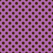 Purple & Brown Polkadot Paper — Photo