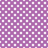 Purple & White Polkadot Paper — Stock Photo