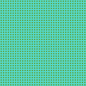 Blue & Dark Green Mini Polkadot Paper — Stock Photo