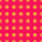 Hot Pink & Orange Mini Polkadot Paper — Stock Photo