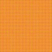 Orange & Hot Pink Mini Polkadot Paper — Stock Photo