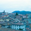 Panoramic view of the city of Perugia — Stock Photo #10416055