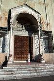 Basilica of San Zeno Verona — Foto de Stock
