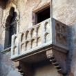 View of Balcony of Juliet — Stock Photo