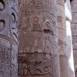 Columns of Karnak temple — Stock Photo #8838947