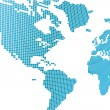 World map — Stock Photo #10109004