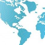 World map — Stock Photo #10109004