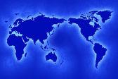 Map background — Stock Photo