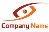 Eye logo — Stock Vector