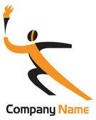 Olympics logo — Stock Vector