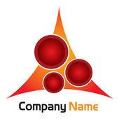 Stylish logo — Stock Vector