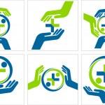 Medical logo — Stock Vector