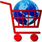 Purchase world — Stock Vector