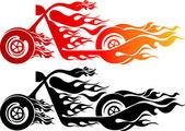 Speed bike — Stock Vector