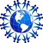 Around the world — Stock Vector #9769952
