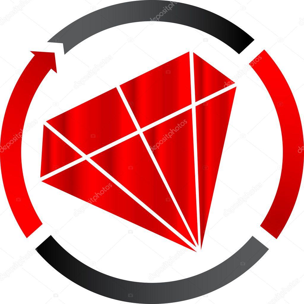 diamond logo clip art - photo #42