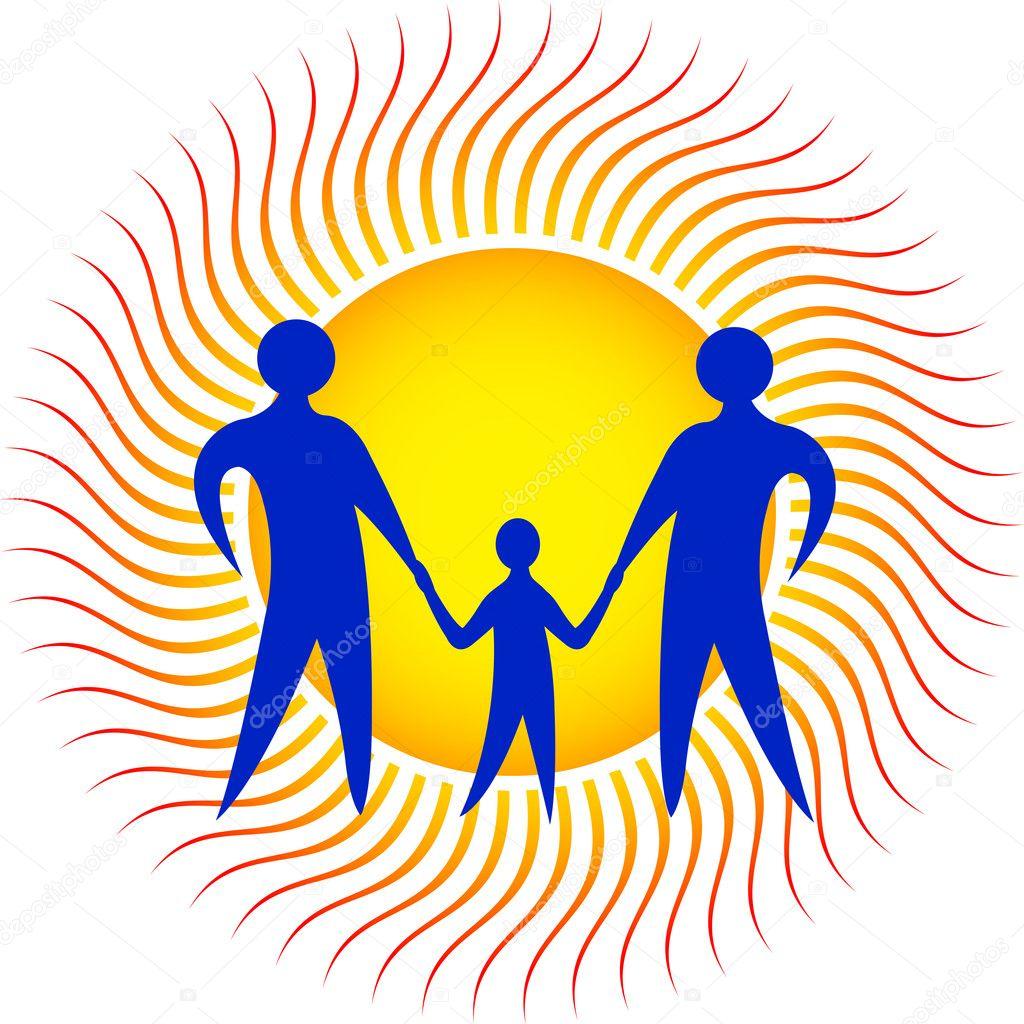 Эмблема семейной команды картинки 4