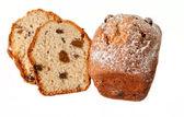 Cake aux raisins secs — Photo