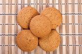 Oatmeal cookie. — Stock Photo