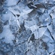 Broken ice — Stock Photo