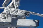 Cabine lift detail — Stockfoto