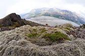 Mountain valley glacier - Iceland, Vatnajokull — Stock Photo