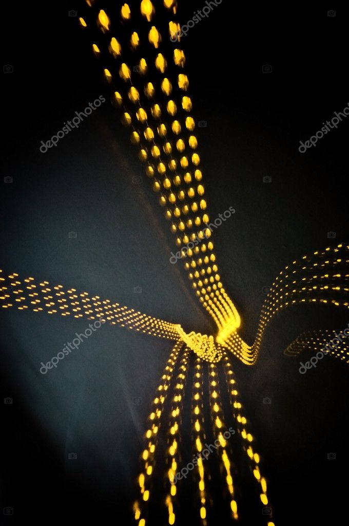 Abstract dynamic lights — Stock Photo #9283106