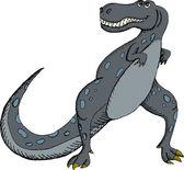 Tyrannosaurus — Stock Vector