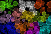 Abstract circles background — Stok fotoğraf