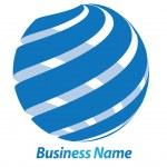 Business logo design 3D — Stock Vector #9053135
